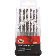 SCA Drill Bit Set - 13 Piece, , scanz_hi-res