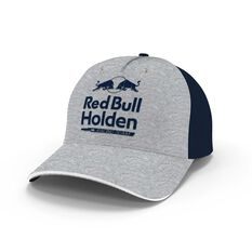 Red Bull Holden Racing Team 2020 High Density Cap Grey, Grey, scanz_hi-res