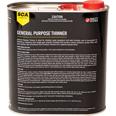 SCA 4 Litre General Purpose Paint Thinner, , scanz_hi-res
