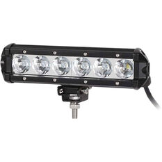 "Enduralight Driving Light Bar LED 7.5"" Single Row - 18W, , scanz_hi-res"
