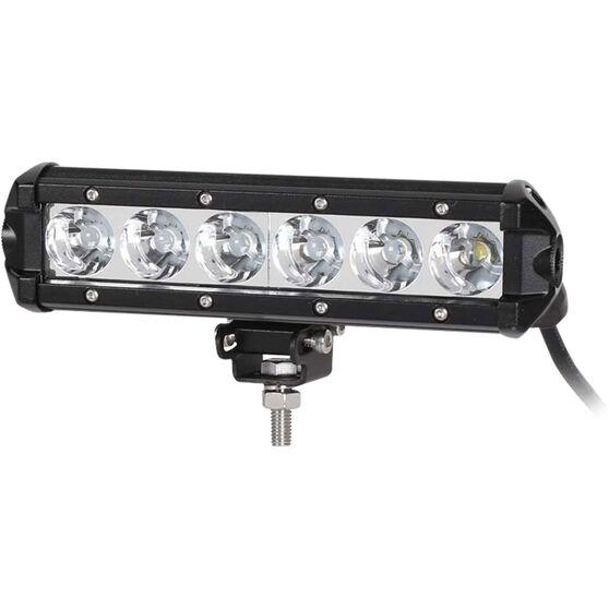 "Enduralight Driving Light Bar LED 7.5"" Single Row - 18W, , scanz_hi-res"