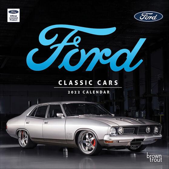 Calendar Ford Square 2022, , scanz_hi-res