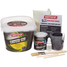 Septone Fibreglass Repair Kit, , scanz_hi-res