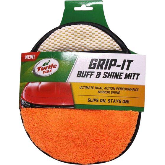Turtle Wax Grip It Buff & Shine Mitt, , scanz_hi-res