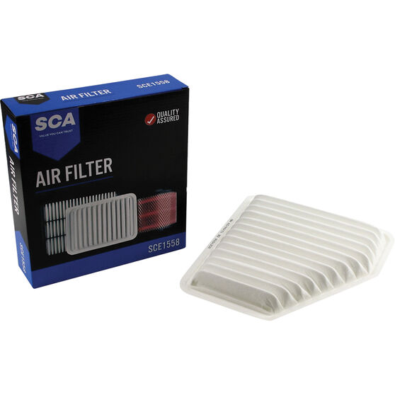 SCA Air Filter - SCE1558 (Interchangeable with A1558), , scanz_hi-res