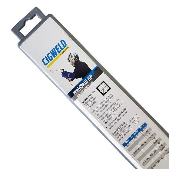 Cigweld Weld Skill ARC Welding Electrodes - 1kg, 2.5mm, , scanz_hi-res