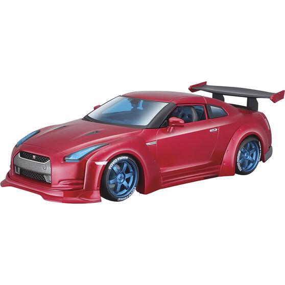 Nissan GT-R - 1:24 scale model, , scanz_hi-res