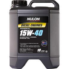 Mineral Everyday Diesel Engine Oil - 15W-40, 10 Litre, , scanz_hi-res