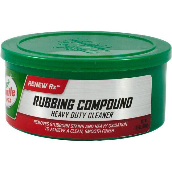 Turtle Wax Rubbing Compound 298g, , scanz_hi-res