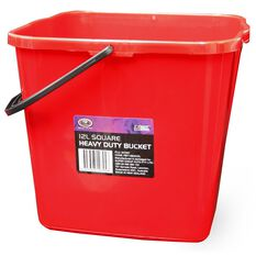 SCA Heavy Duty Square Bucket - 12 Litre, , scanz_hi-res