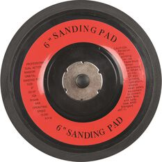 Air Sanding Pad - 6, 150mm, , scanz_hi-res