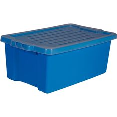 SCA Plastic Storage Bin Lid 54 Litre, , scanz_hi-res