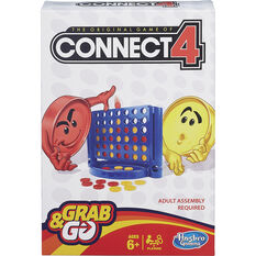 Hasbro Grab&Go Travel Game Connect 4, , scanz_hi-res