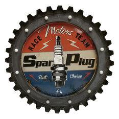 """Gear LED Sign 22.5"""" Spark Plug, , scanz_hi-res"""