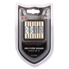 SCA Audio Fuse - 60Amp, 4 Pack, , scanz_hi-res