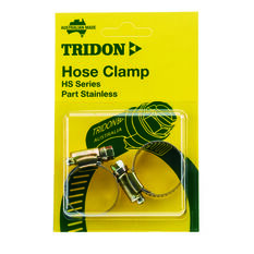Tridon Hose Clamps - Part Stainless, 21-44mm, 2 Pieces, , scanz_hi-res