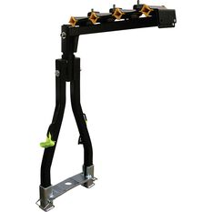 Stanfred Bike Carrier - Twin Pole, 4 Clamp, , scanz_hi-res