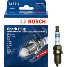 Bosch Spark Plug - 8157-4, 4 Pack, , scanz_hi-res