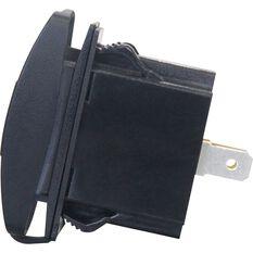 Panel Mount - Socket, Dual USB, , scanz_hi-res