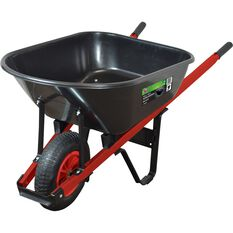 SCA Wheelbarrow - Poly Tray, 100 Litre, , scanz_hi-res