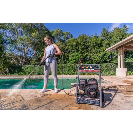 ToolPRO Petrol Pressure Washer 6.5HP, , scanz_hi-res