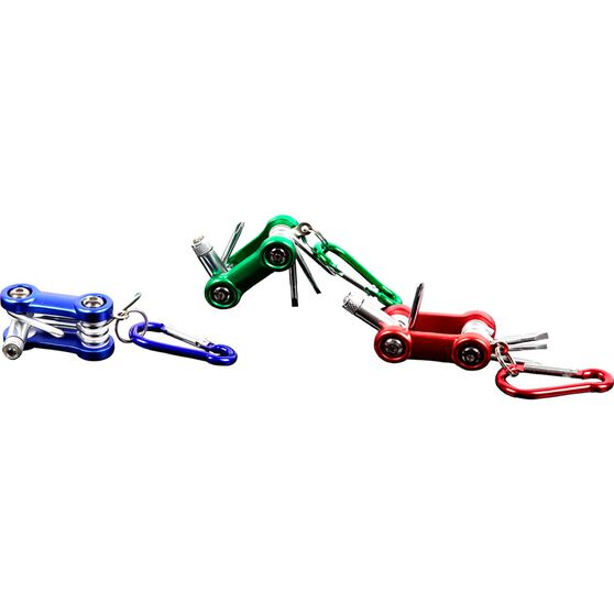 Screwdriver Set - Mini, LED, 5 Piece, , scanz_hi-res
