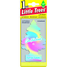 Little Trees Air Freshener - Cotton Candy, 1 Pack, , scanz_hi-res