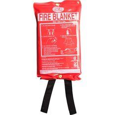SCA Fire Blanket - 1 x 1m, , scanz_hi-res