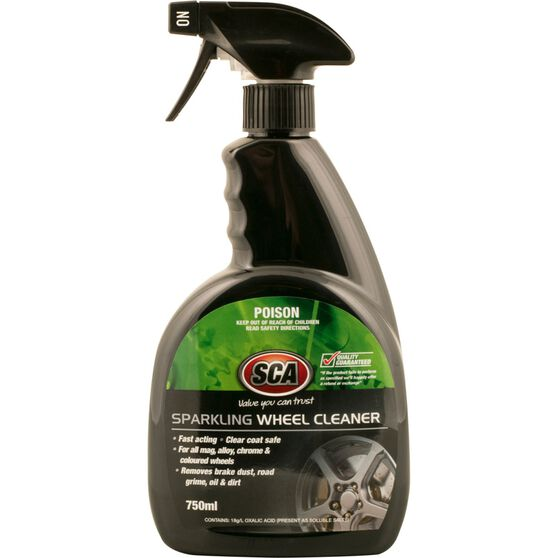 Sparkling Wheel Cleaner - 750mL, , scanz_hi-res
