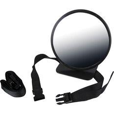 Little Car Baby View Mirror - Black, , scanz_hi-res