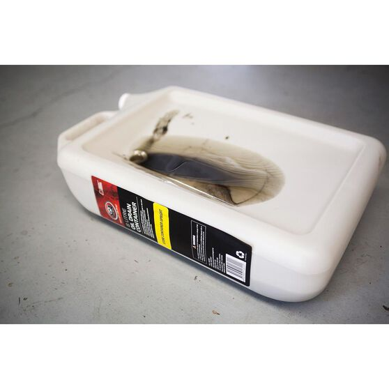Oil Drain Container - 8 Litre, , scanz_hi-res