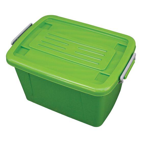 Storage Roller Box - Coloured, 45 Litre, , scanz_hi-res