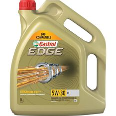 Edge Diesel DPF Engine Oil - 5W-30 LL, 5 Litre, , scanz_hi-res