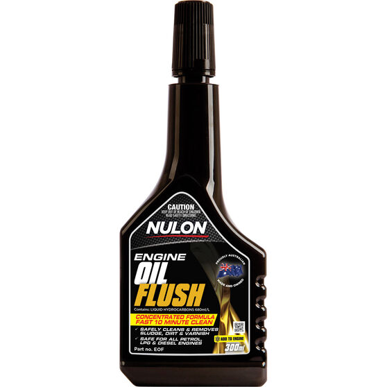 Nulon Engine Oil Flush - 300mL, , scanz_hi-res