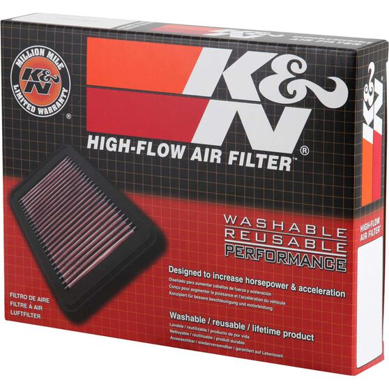 K&N Air Filter - 33-2070 (Interchangeable with A1413), , scanz_hi-res