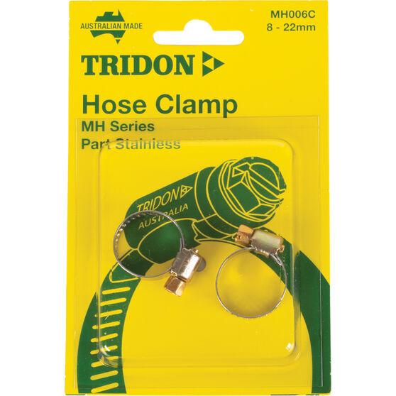 Tridon Hose Clamp - HS010C, 2 Pieces, , scanz_hi-res
