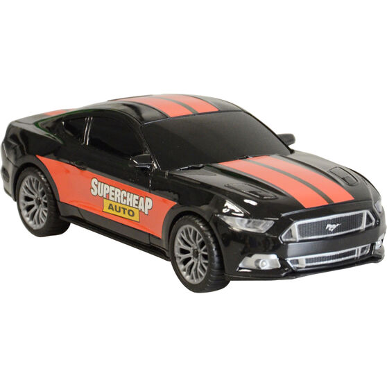 Mustang GT Friction Powered Car - 1:18 Scale, , scanz_hi-res