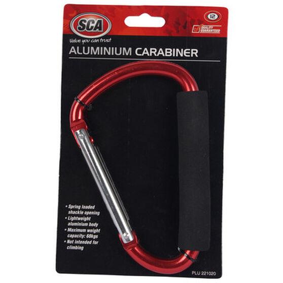 SCA Carabiner, Aluminium, , scanz_hi-res