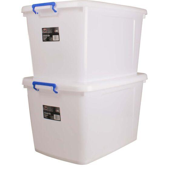 SCA Storage Roller Box - 130 Litre, Opaque, , scanz_hi-res