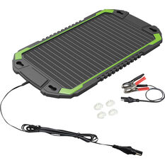 SCA 12V 2.4W Solar Maintenance Charger, , scanz_hi-res