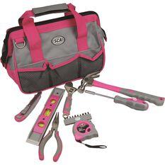 SCA Pink Tool Bag - 31 Piece, , scanz_hi-res