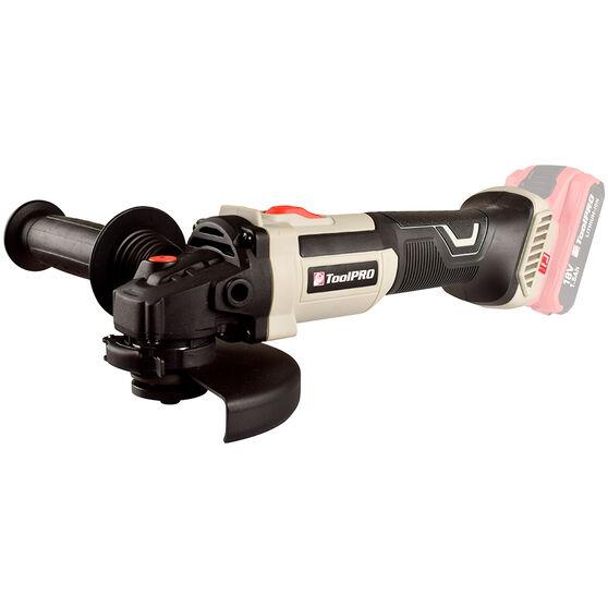 ToolPRO 18V 125mm Angle Grinder Skin, , scanz_hi-res