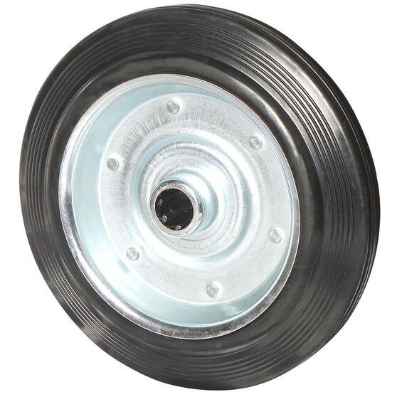 SCA Wheel Metal Rim - 250 x 50mm, Rubber, , scanz_hi-res