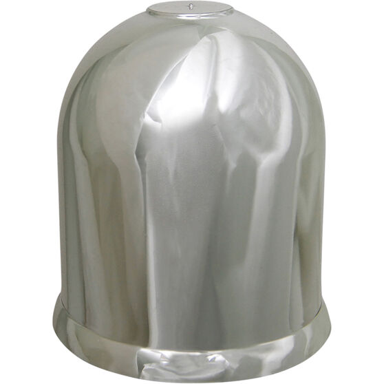 SCA Tow Ball Cover - Chrome Plated, 50mm, , scanz_hi-res