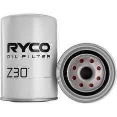 Ryco Oil Filter Z30, , scanz_hi-res