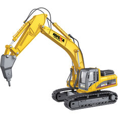 Die Cast Drill Excavator - 1:50 scale, , scanz_hi-res