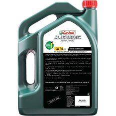 Castrol MAGNATEC Stop Start Engine Oil - 5W-30, A5, 6 Litre, , scanz_hi-res