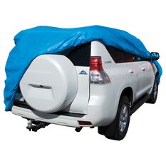 4WD Cover - Silver Protection, Water Resistant, Suits Large/Extra Large 4WDs, , scanz_hi-res