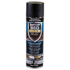 Duplicolor Aerosol Paint - Bed Armor, Black, 450g, , scanz_hi-res