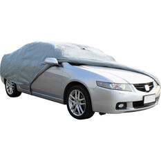 CoverALL Car Cover - All Weather Protection - Suits Medium Sized Vehicles, , scanz_hi-res